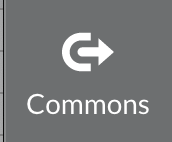 Commons button in Canvas menu
